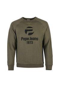 """Pepe Jeans Bluza """"Adrian"""". Okazja: na co dzień. Materiał: bawełna. Styl: casual"""