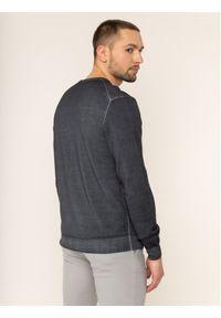 Szary sweter klasyczny Digel