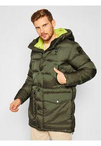 Zielona kurtka zimowa Blauer