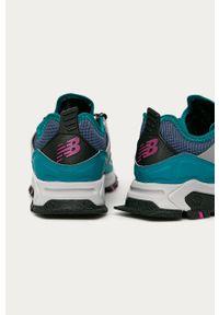 Buty sportowe New Balance na sznurówki, na obcasie, z cholewką
