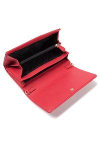 Czerwona torebka Love Moschino klasyczna