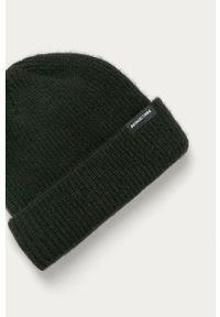 Czarna czapka DC