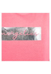 Koszulka damska Energetics Hemmy 302552. Materiał: bawełna. Sport: fitness