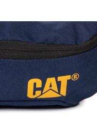 CATerpillar - Saszetka nerka CATERPILLAR - Waist Bag 83615-184 Midnight Blue. Kolor: niebieski. Materiał: materiał