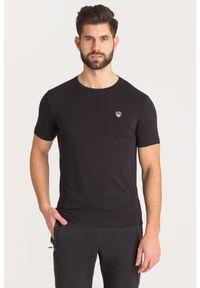 T-shirt EA7 Emporio Armani z nadrukiem