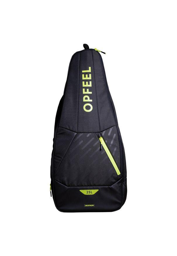 OPFEEL - Plecak do SQUASHA SL560 25 L. Kolor: czarny