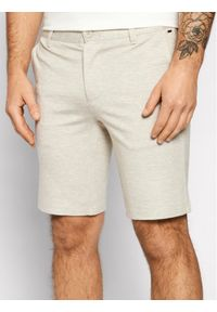 Only & Sons - ONLY & SONS Szorty materiałowe Mark 22018669 Szary Regular Fit. Kolor: szary. Materiał: materiał