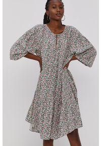 only - Only - Sukienka. Materiał: tkanina