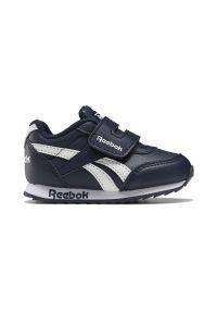 Sneakersy Reebok na rzepy, Reebok Classic, z cholewką