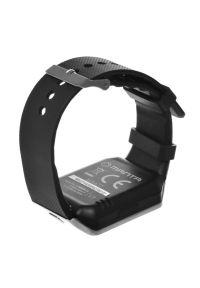 Szary zegarek Manta elegancki, smartwatch
