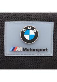 Saszetka PUMA - BMW M Small Portable 077902 01 Puma Black. Kolor: czarny. Materiał: materiał
