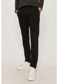 Czarne spodnie Only & Sons na co dzień, casualowe