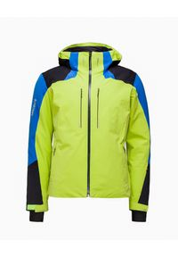 Zielona kurtka narciarska Descente