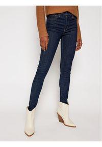Levi's® Jeansy 720™ 52797-0176 Granatowy Super Skinny Fit. Kolor: niebieski