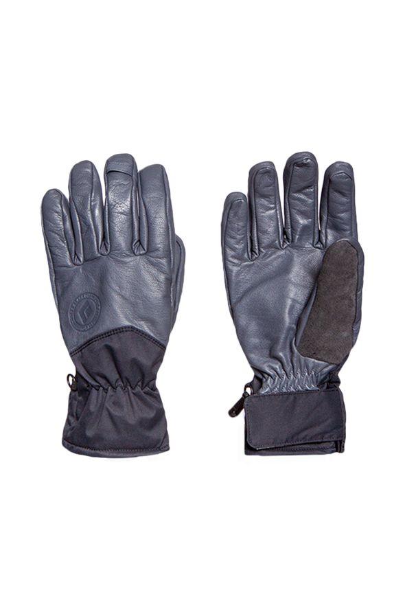 Niebieska rękawiczka sportowa Black Diamond na zimę, narciarska