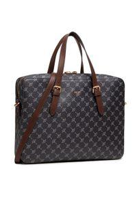 Szara torba na laptopa JOOP!