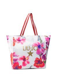 Biała torebka klasyczna Liu Jo klasyczna
