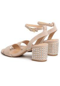 Beżowe sandały Liu Jo