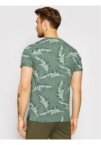 Only & Sons - ONLY & SONS T-Shirt Iason 22016762 Zielony Slim Fit. Kolor: zielony