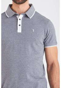 Koszulka polo Trussardi Jeans polo, elegancka