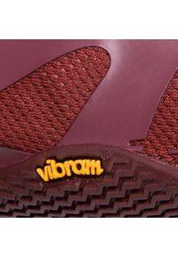 Czerwone buty do fitnessu Vibram Fivefingers Vibram FiveFingers, z cholewką, na co dzień