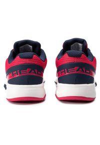 Różowe buty do tenisa Head #7