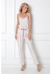 Różowa piżama Aruelle