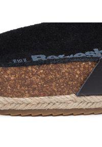 Refresh - Espadryle REFRESH - 72960 Black. Okazja: na co dzień. Kolor: czarny. Materiał: skóra ekologiczna, skóra. Sezon: lato. Styl: casual #3