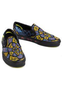 Czarne buty skate Vans Vans Classic