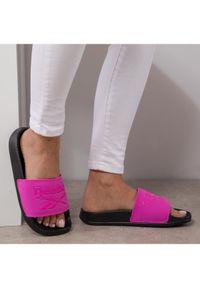 Różowe buty sportowe Reebok Reebok Classic