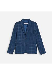 Niebieski sweter Reserved elegancki