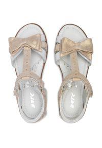 Złote sandały Bartek