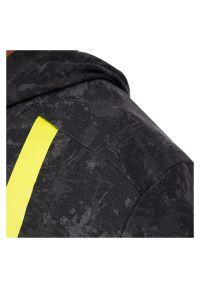 Bluza treningowa męska Energetics Fredo II 410864. Materiał: poliester, wiskoza, materiał, elastan. Wzór: nadruk. Sezon: lato. Sport: fitness
