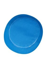 Kangol - Kapelusz KANGOL - Bucket Stripe Lahinch K4012SP Mykonos Blue MB432. Kolor: niebieski. Materiał: bawełna, materiał