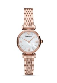 Złoty zegarek Emporio Armani