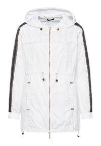 Biała kurtka przejściowa Liu Jo Sport sportowa