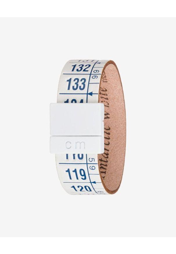 Biała bransoletka Il Centimetro w kolorowe wzory