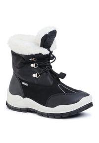 Czarne śniegowce Primigi