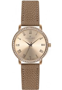 Różowy zegarek Frederic Graff elegancki