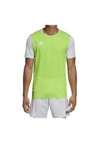 Adidas - Koszulka adidas Estro M DP3240. Materiał: materiał. Długość rękawa: krótki rękaw. Technologia: ClimaLite (Adidas). Długość: krótkie. Sport: fitness, piłka nożna #4
