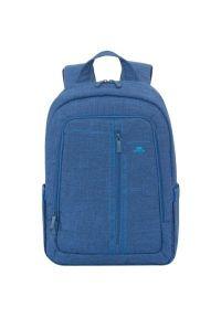 Niebieski plecak na laptopa RIVACASE #4