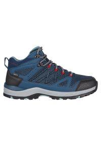 Buty turystyczne damskie McKinley Kona IV Mid AQX 288404. Materiał: materiał, syntetyk. Szerokość cholewki: normalna. Sezon: zima