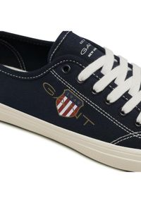 GANT - Gant Tenisówki Pillox 22538880 Granatowy. Kolor: niebieski #5