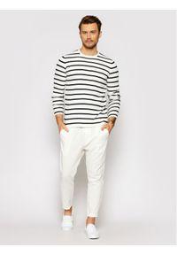 Only & Sons - ONLY & SONS Sweter Moose 22016233 Biały Regular Fit. Kolor: biały