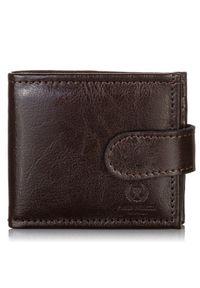 Brązowy portfel PAOLO PERUZZI