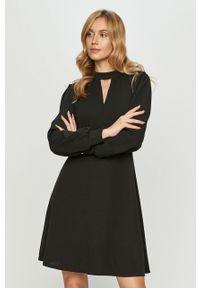 Czarna sukienka Haily's casualowa, mini