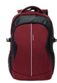 Plecak WinMax Plecak na laptopa, 15.6 cala XWB1-009 czerwony. Kolor: czerwony