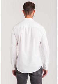 Koszula Armani Exchange casualowa, na lato, na spotkanie biznesowe