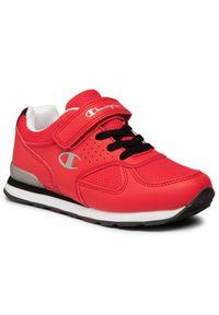 Champion Sneakersy Erin Mesh B Ps S31980-S20-RS001 Czerwony. Kolor: czerwony. Materiał: mesh