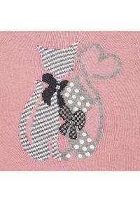 Mayoral Komplet sweter i spodnie materiałowe 4722 Kolorowy Regular Fit. Materiał: materiał. Wzór: kolorowy #2
